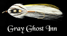 Gray Ghost Inn logo