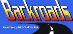 Backroads Magazine logo