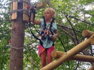 Sofia at Bromley Mountain Adventure Park