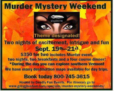 2014 Fall Murder Mystery