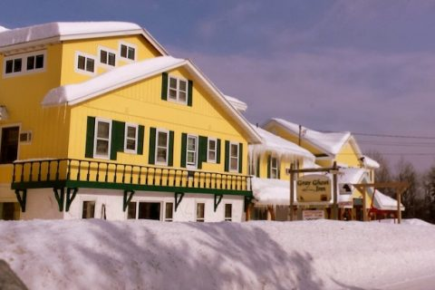 Gray Ghost Inn, West Dover Vermont, Mount Snow