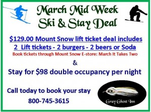 March Mid Week Deal 2015