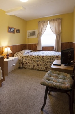 Gray Ghost Inn West Dover Vermont Single Room 214
