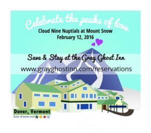 Cloud Nine Nuptials 2016