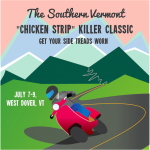 Chicken Strip Killer Classic Scooter Rally
