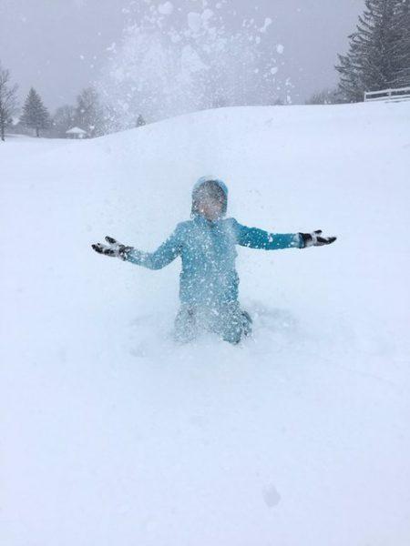snowyslide