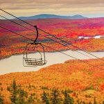 Autumn Ski Lift Oct 2020