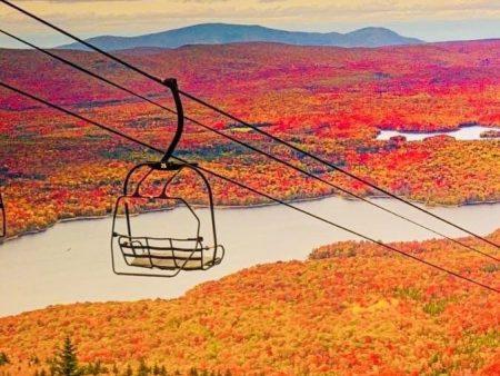 Autumn Ski Lift – 2020