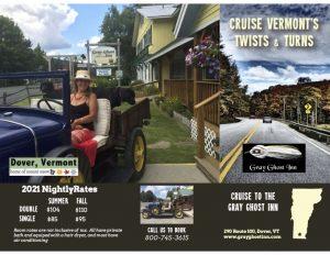 Car Brochure 2021 Page 1